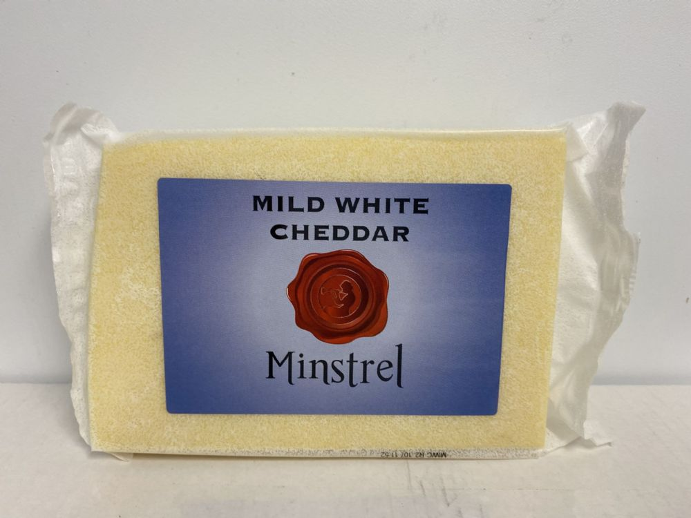 Cheese Cheddar 350g (BBE 17th August)